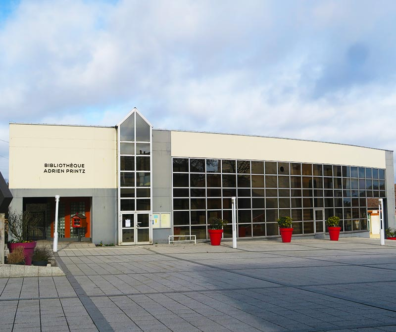 Bibliothèque municipale Serémange-Erzange