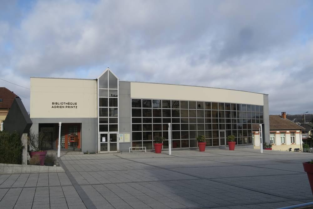 Bibliotheque municipale seremange erzange