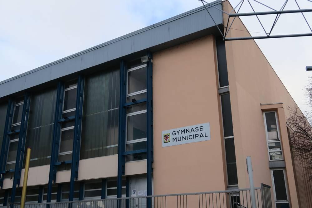 Gymnase municipal seremange erzange
