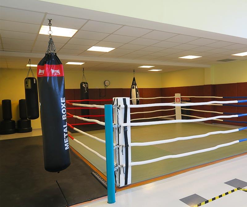 Ring de boxe Serémange-Erzange