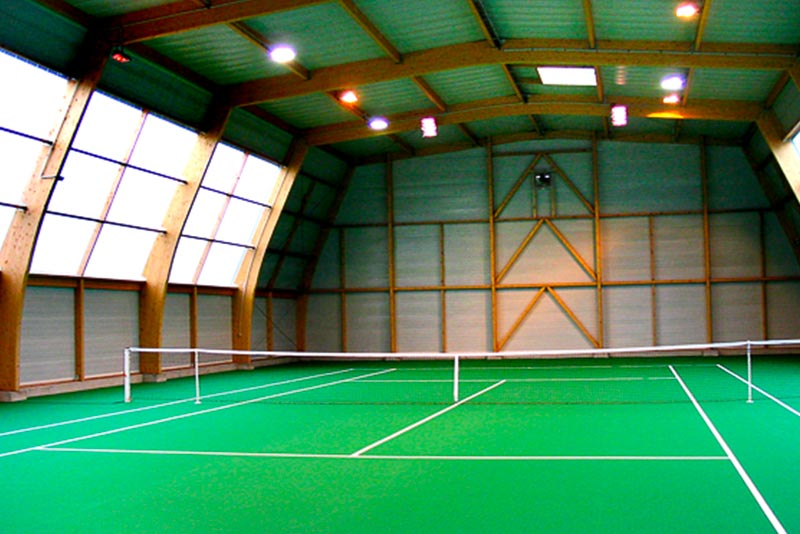 Tennis couvert seremange erzange